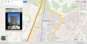 Anfahrtsplan Technisches Rathaus Ravensburg