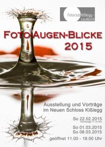 Fotoaugenblicke 2015_Flyer mail